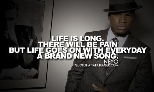 Ne-Yo Quotes. QuotesGram