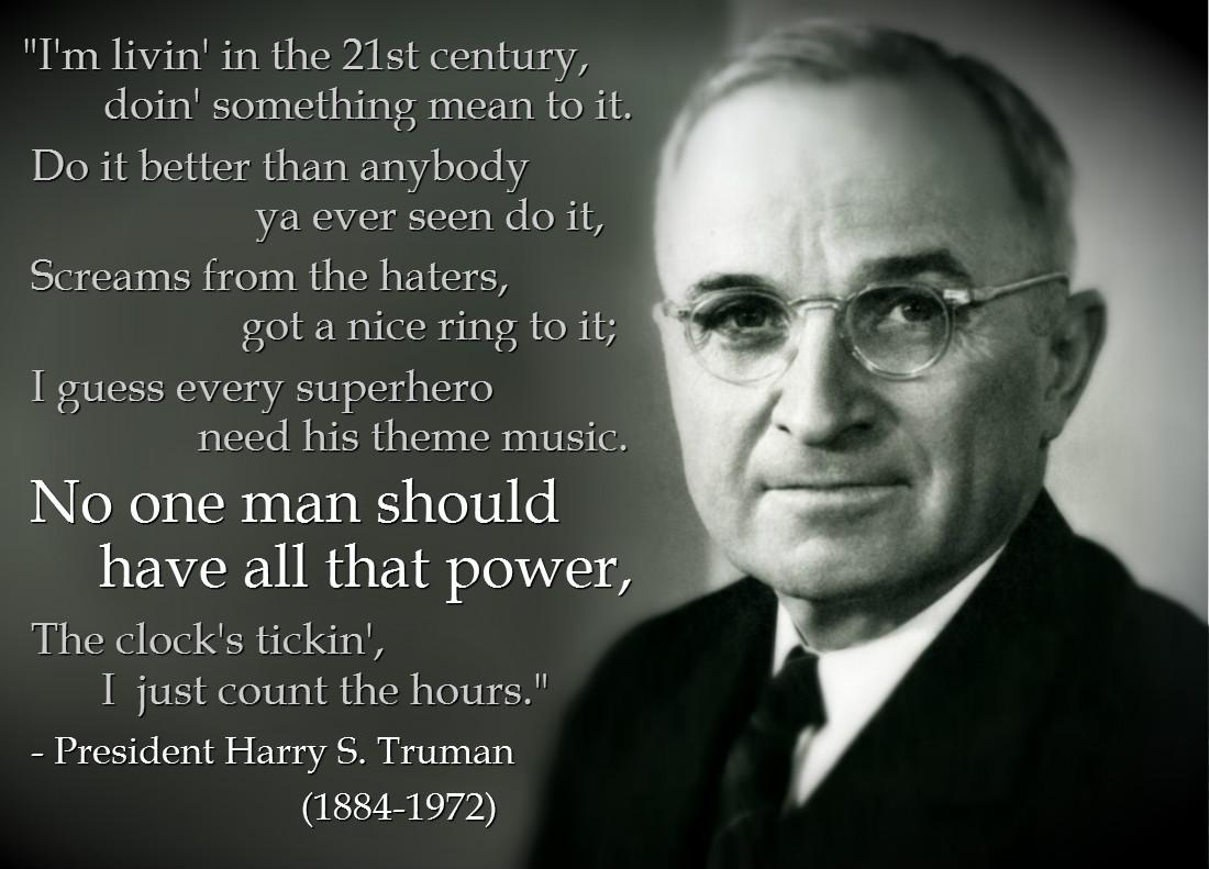 Famous Presidential Debate Quotes Quotesgram: Harrys Truman Quotes Veteran. QuotesGram