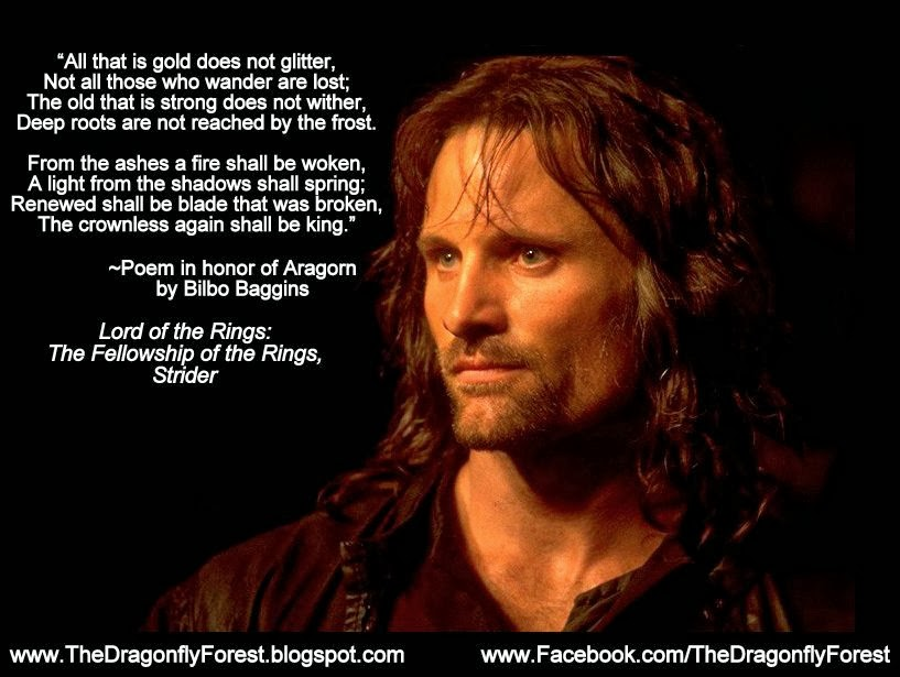 Lord Of The Rings Friendship Quotes
