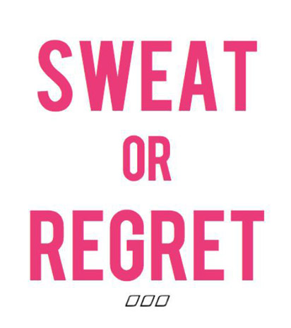 Motivational Quotes About Sweat Quotesgram