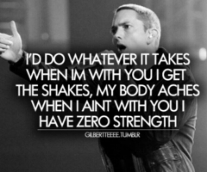 Eminem Song Lyric Quotes: Quotes About Brianna By Eminem. QuotesGram