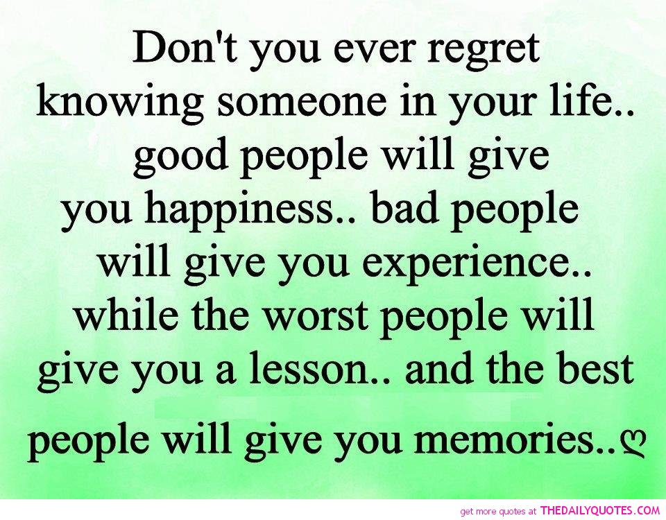 Quotes About Life: Quotes About Regrets In Life. QuotesGram