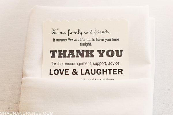 Wedding Guests Thanks Quotes Quotesgram