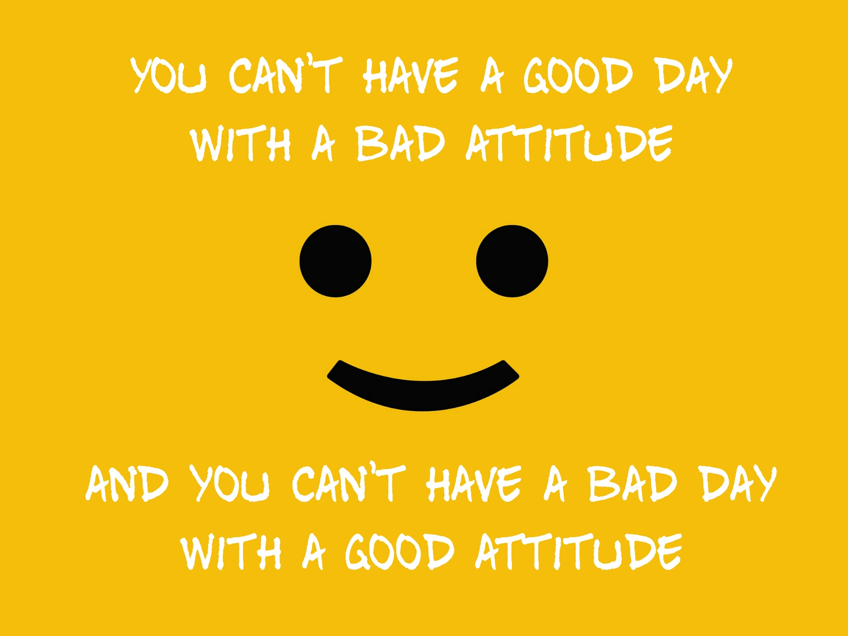 """a good attitude equals a good 2804 quotes have been tagged as positive-thinking: stephen king: """"attitude is a choice , positive-affirmation, positive-life, positive-thinking, smile."""