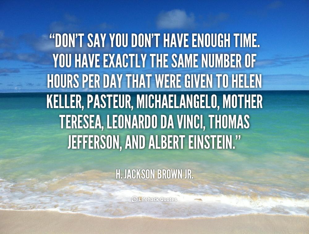 H. Jackson Brown, Jr. Quotes. QuotesGram