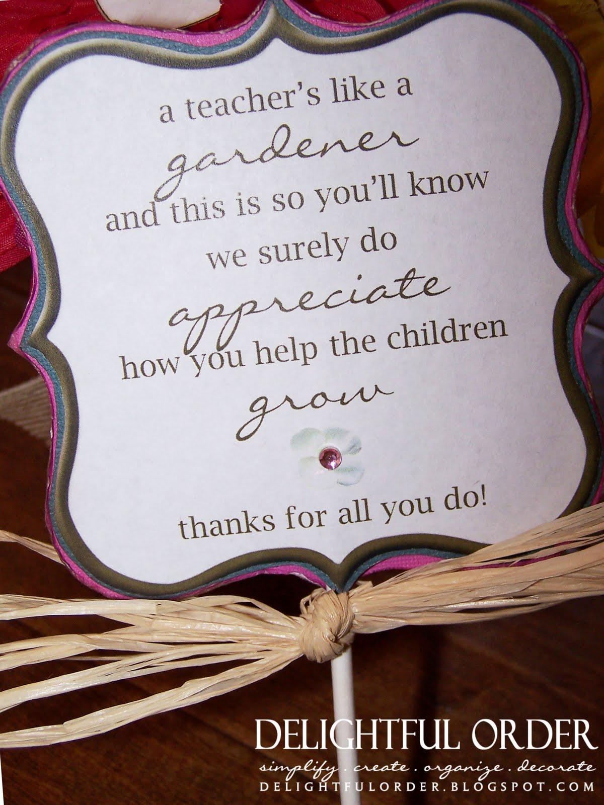Teacher Appreciation Quotes Quotesgram: Quotes For Teacher Appreciation Gifts. QuotesGram