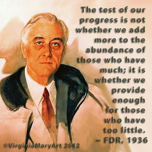 Fdr Quotes On Welfare. QuotesGram