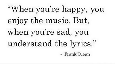 Sad Quotes About Love Songs : Sad Songs Quotes. QuotesGram