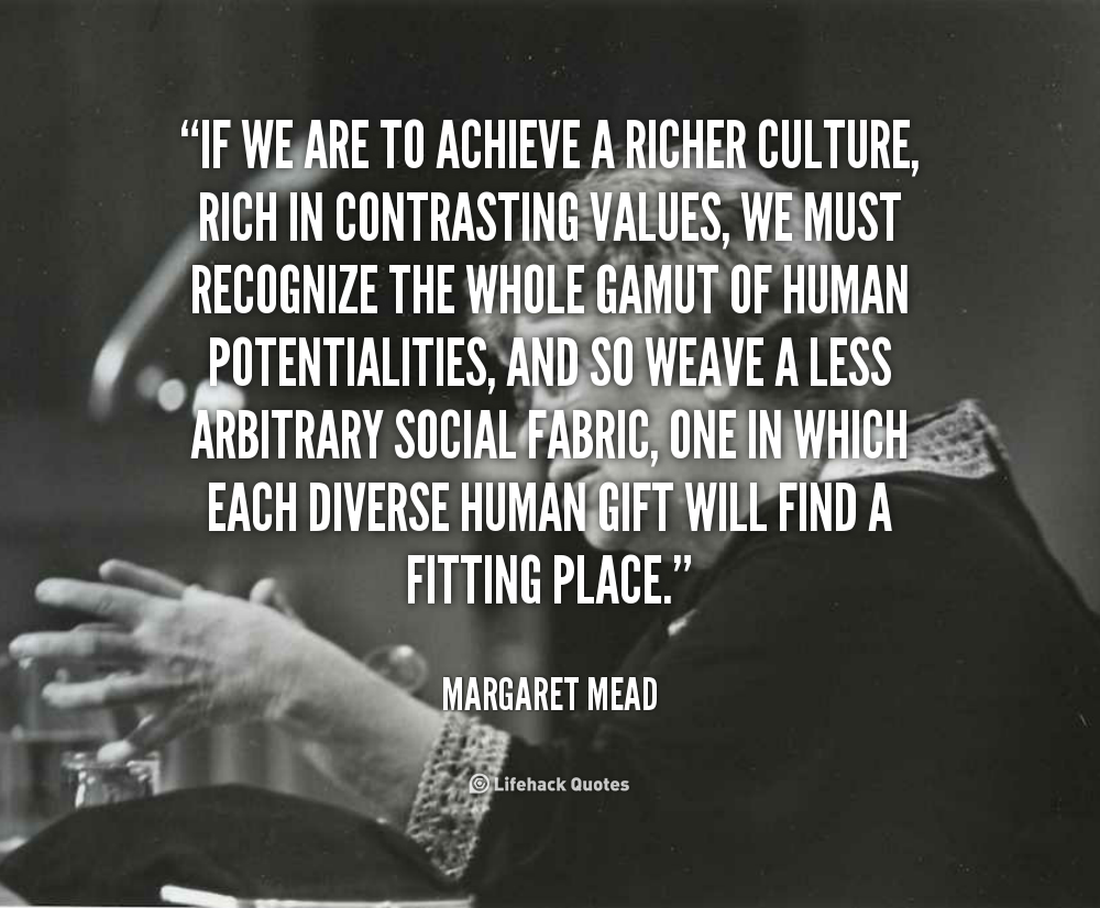 Margaret Mead Quotes. QuotesGram