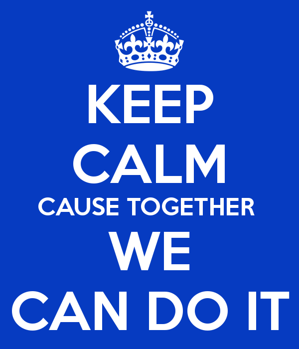 Together We Can Do It Quotes Quotesgram
