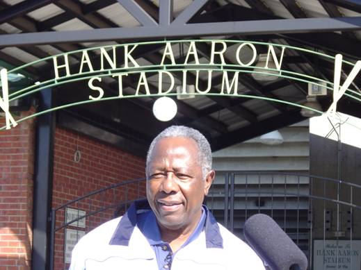 Hank Aaron Famous Quotes Quotesgram