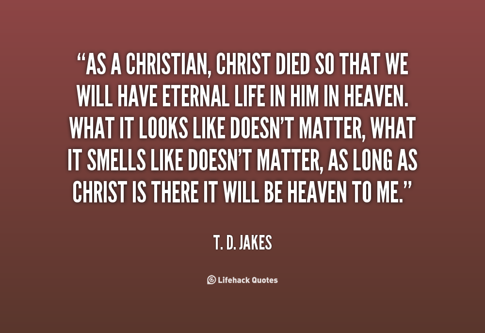 Td Jakes Quotes On Family