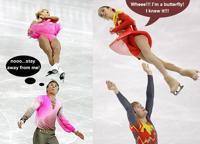 Ice Skating Funny Quotes Quotesgram