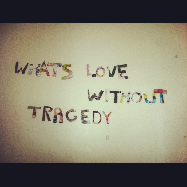 Tragedy Quotes: Tragedy Of Romance Quotes. QuotesGram