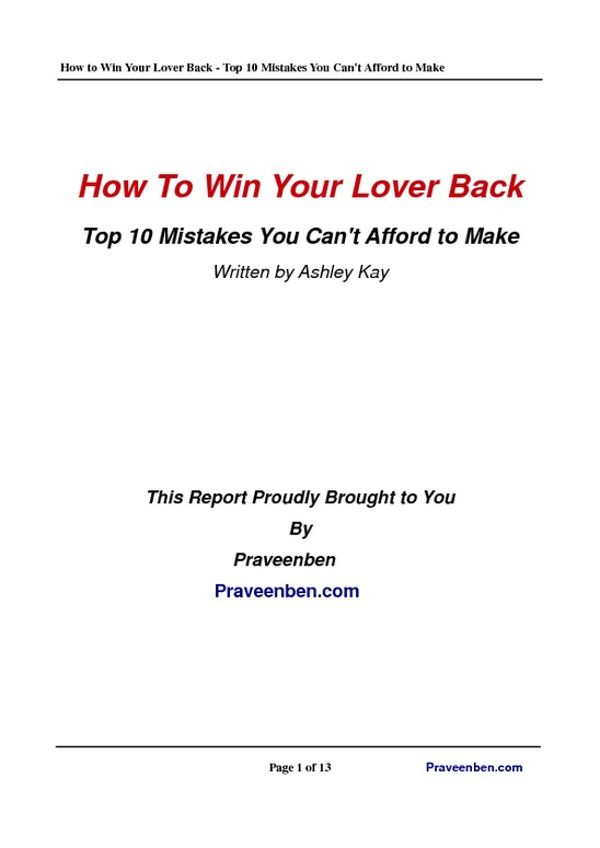 Love Quotes For Getting Him Back : Quotes To Get Him Back. QuotesGram