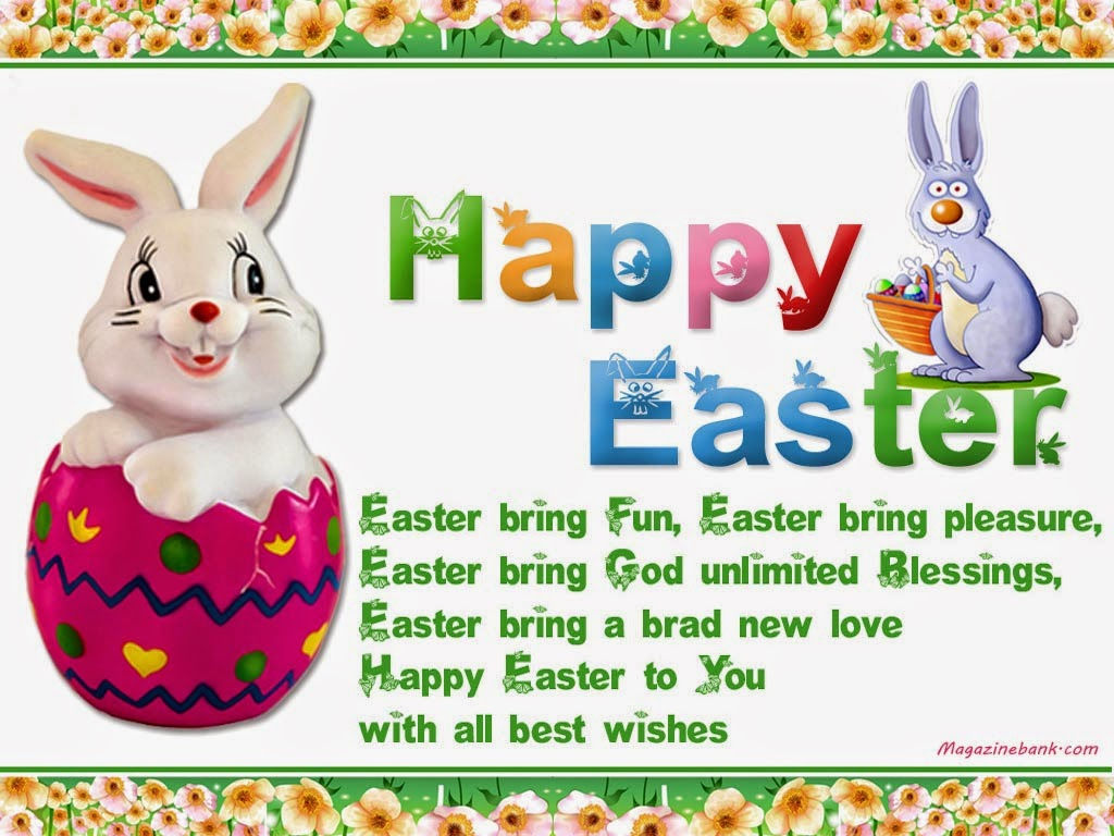 Easter Quotes: Happy Easter Quotes Sayings. QuotesGram
