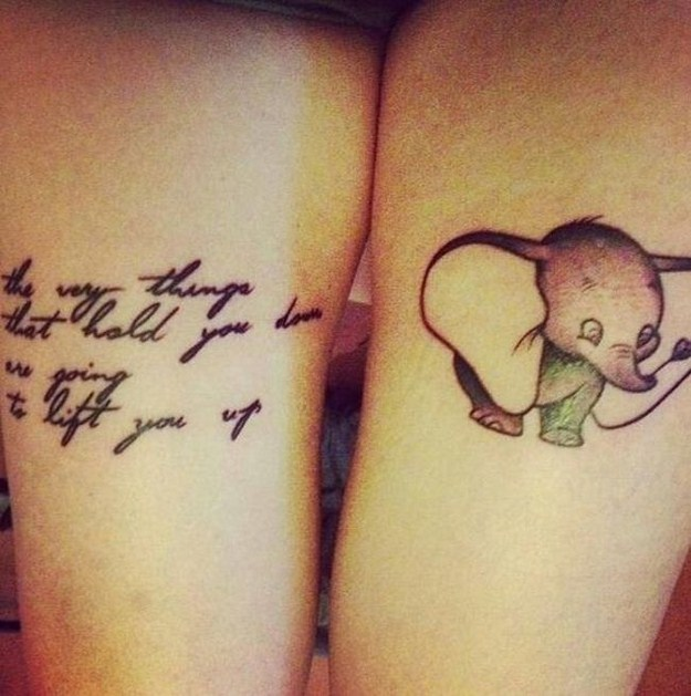 57 Awesome Quotes Shoulder Tattoos: Disney Tattoos Cute Quotes. QuotesGram