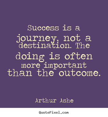 why is success so important john roeblings journey to success Success is a continuous journey, richard st john, success leadership, coaching online sales training in his t.