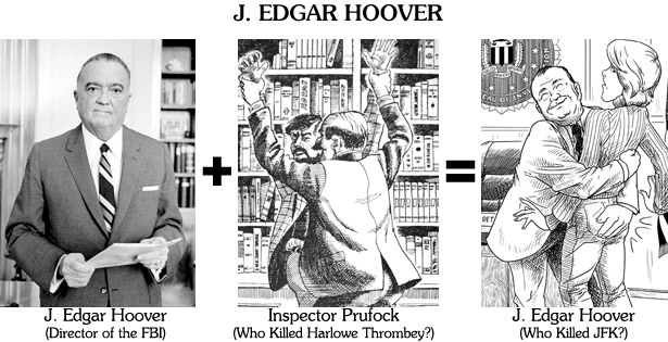 john edgar hoover the legacy essay John edgar hoover was born new years day in 1895 after years of education and law school he started as a third generation government worker in july 1917 as a clerk for the justice department (denenberg 23,25-26.
