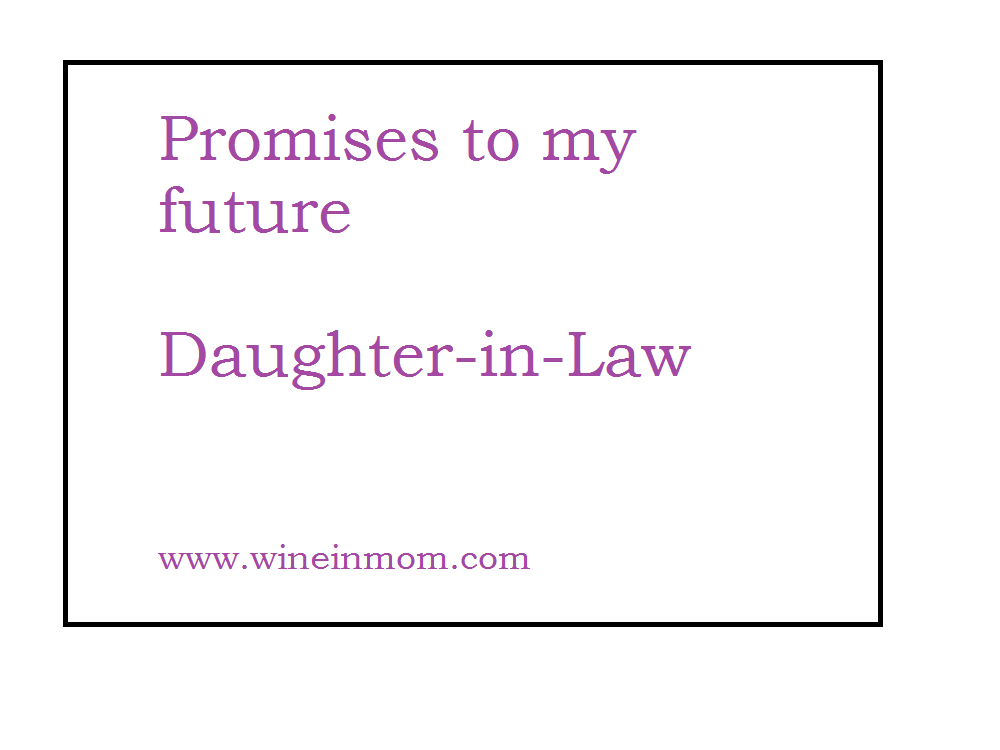Daughter In Law Mothers Day Quotes: Future Daughter In Law Quotes. QuotesGram