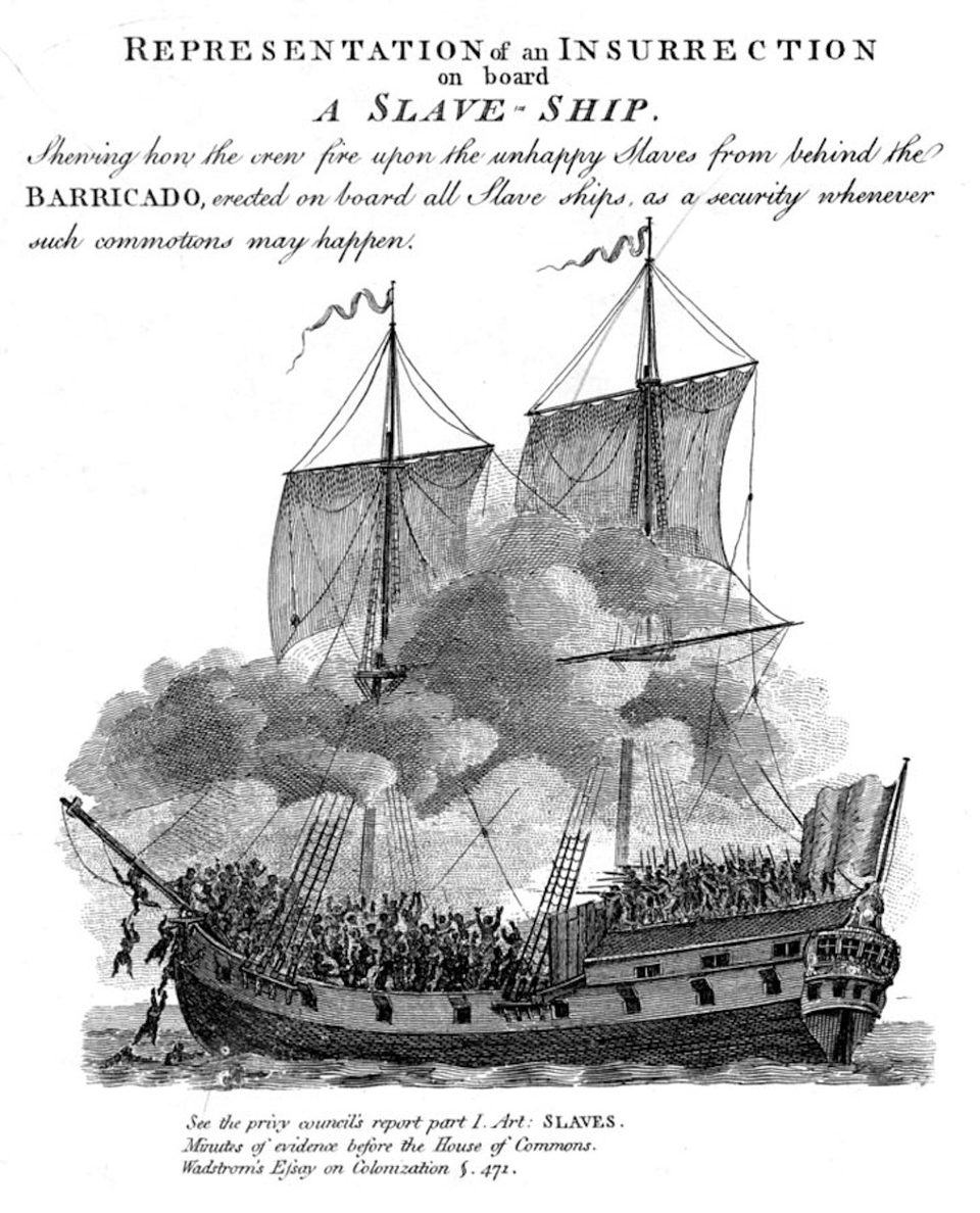 The Middle Passage Explained and Analysed