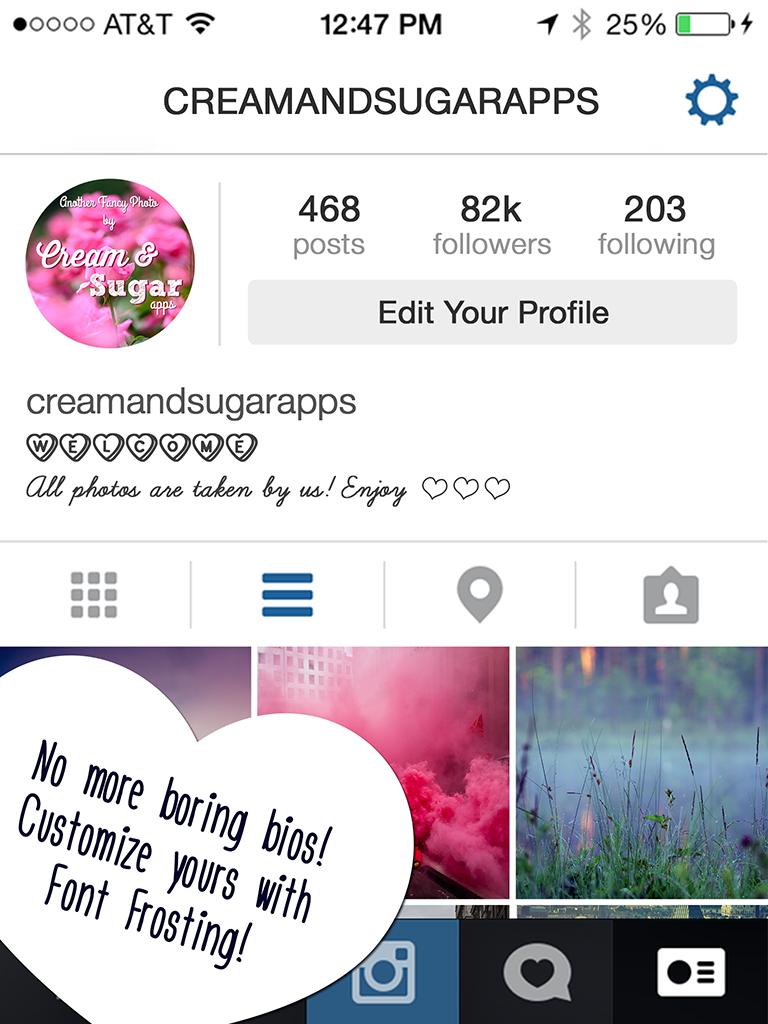 Cool Instagram Bios With Emojis | www.imgkid.com - The ...
