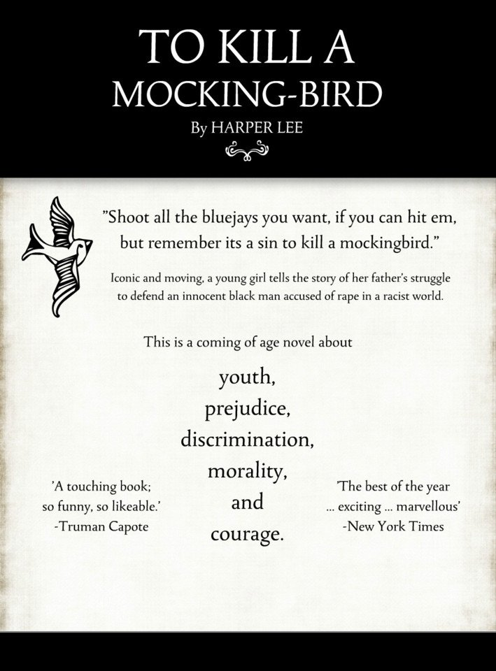 the most important event in to kill a mockingbird a novel by harper lee