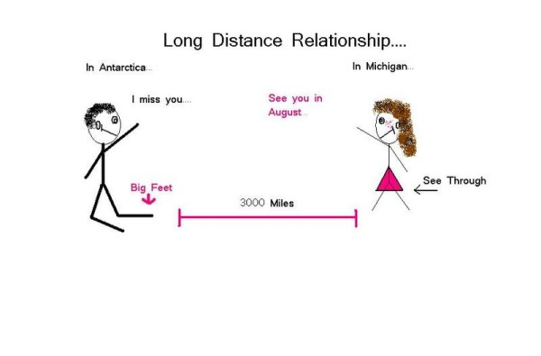 Funny Long Distance Relationship Quotes. QuotesGram