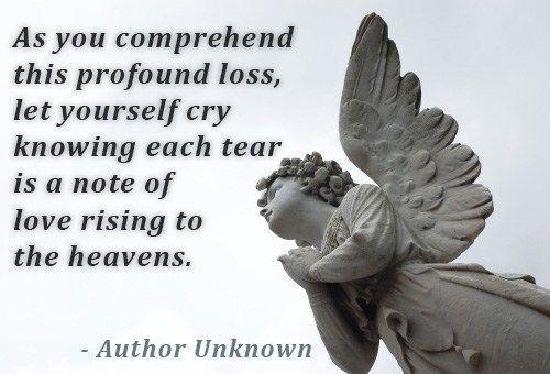 Catholic Quotes About Family: Catholic Grief Quotes. QuotesGram