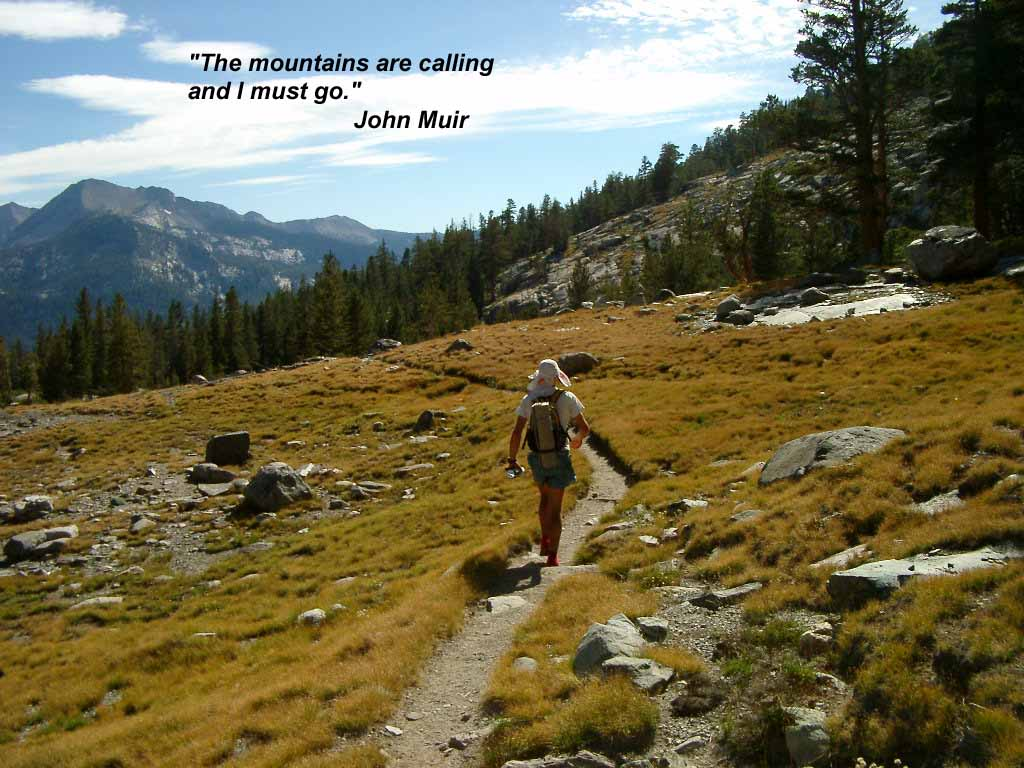 Quotes John Muir Trail Quotesgram