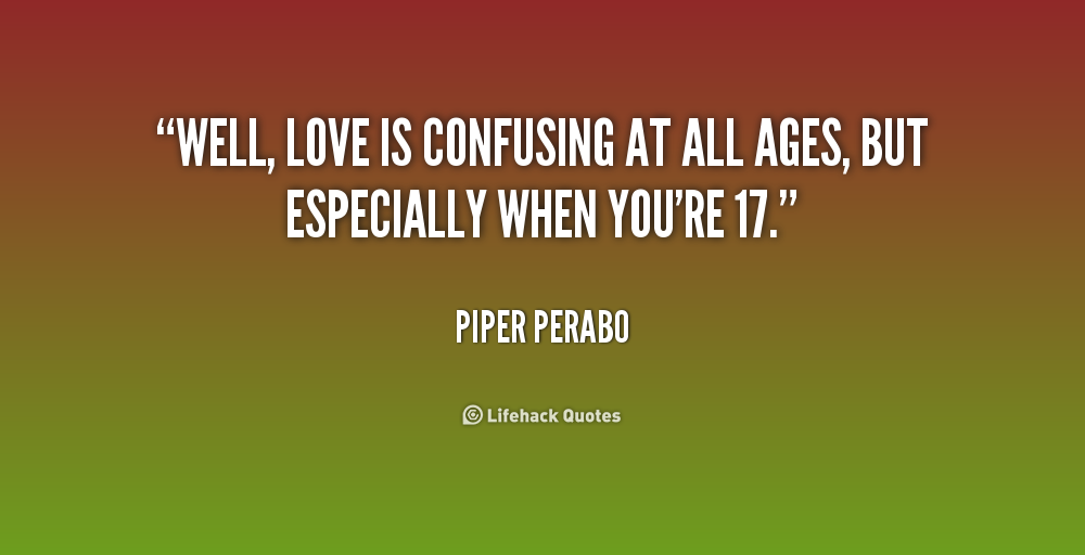 confusing love and relationship quotes
