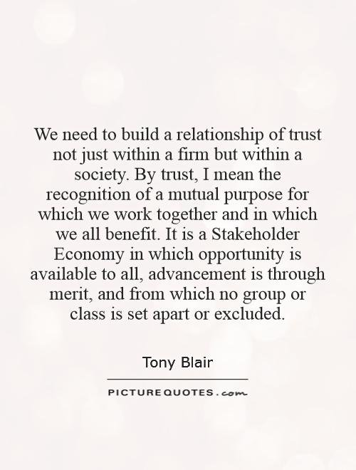 measure relationship building in the workplace