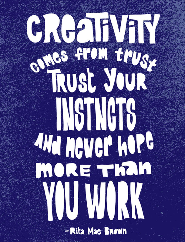 Creative And Inspirational Home Offices: Creative Person Quotes. QuotesGram