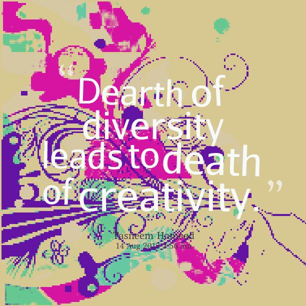 Inspirational Quotes About Cultural Diversity: Diversity Quotes. QuotesGram