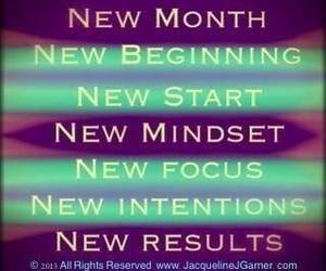 positive quotes to start the month quotesgram