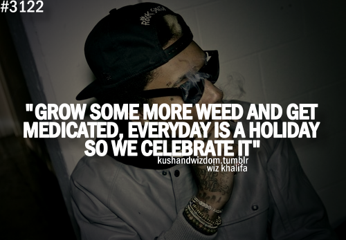 Quotes By Wiz Khalifa Swag. QuotesGram