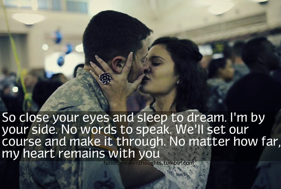 Quotes About Military Love Tumblr : Army Relationship Quotes. QuotesGram