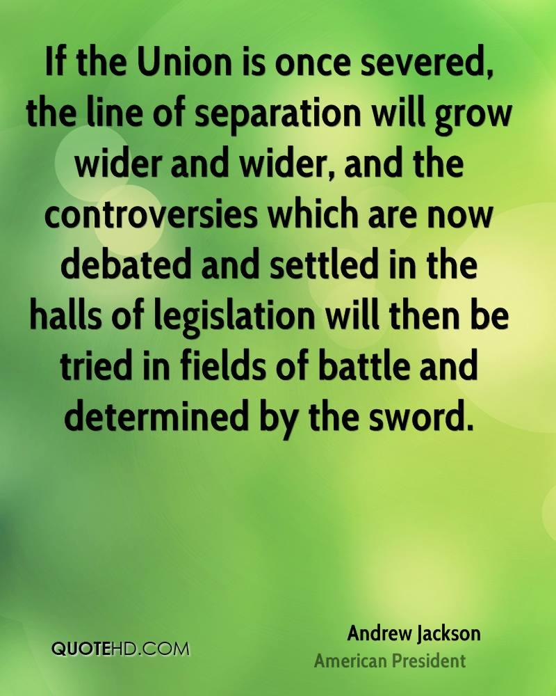 Andrew Jackson Famous Quotes. QuotesGram