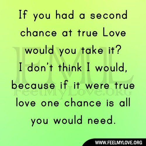 Relationship Quotes Second Chance: You Had Your Chance Quotes. QuotesGram