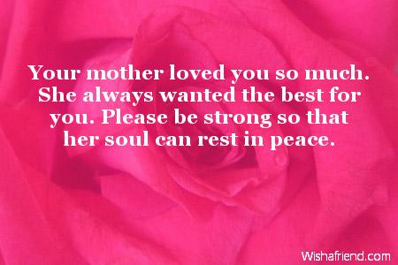 Losing Mom Quotes Quotesgram