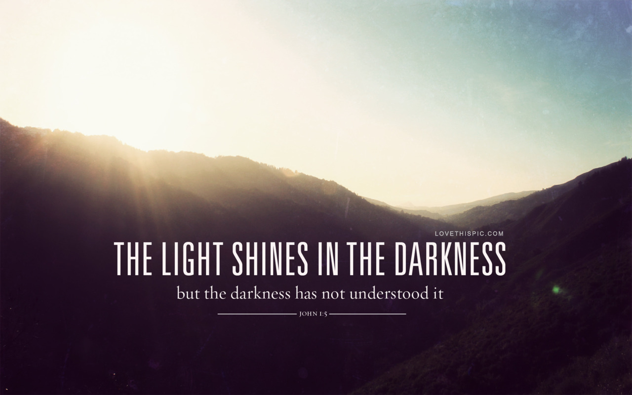 Overcoming Darkness Quotes. QuotesGram