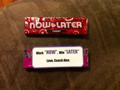 Motivational Quotes Using Candy. QuotesGram