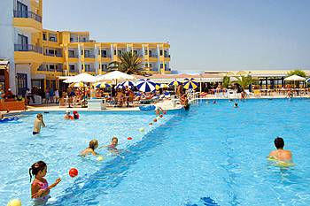 Club Hotel Aphrodite Beach In Kreta