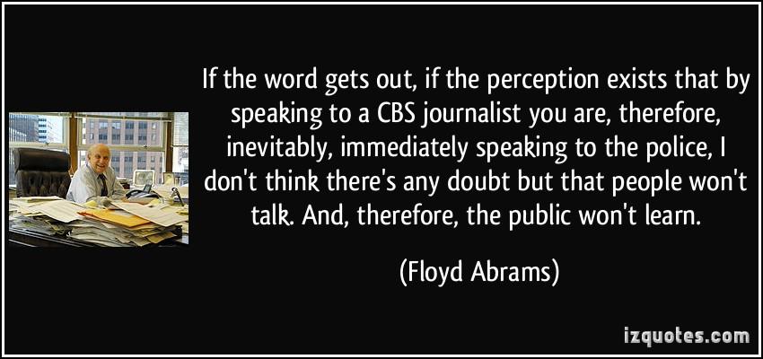 perception in public speaking