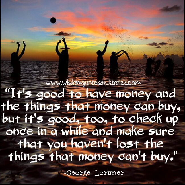 Quotes About Love: Good Quotes About Money. QuotesGram