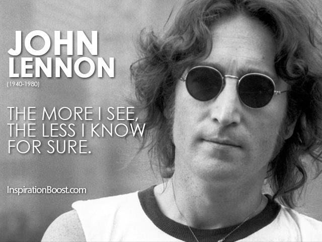 Quotes About Love John Lennon : John Lennon Quotes. QuotesGram