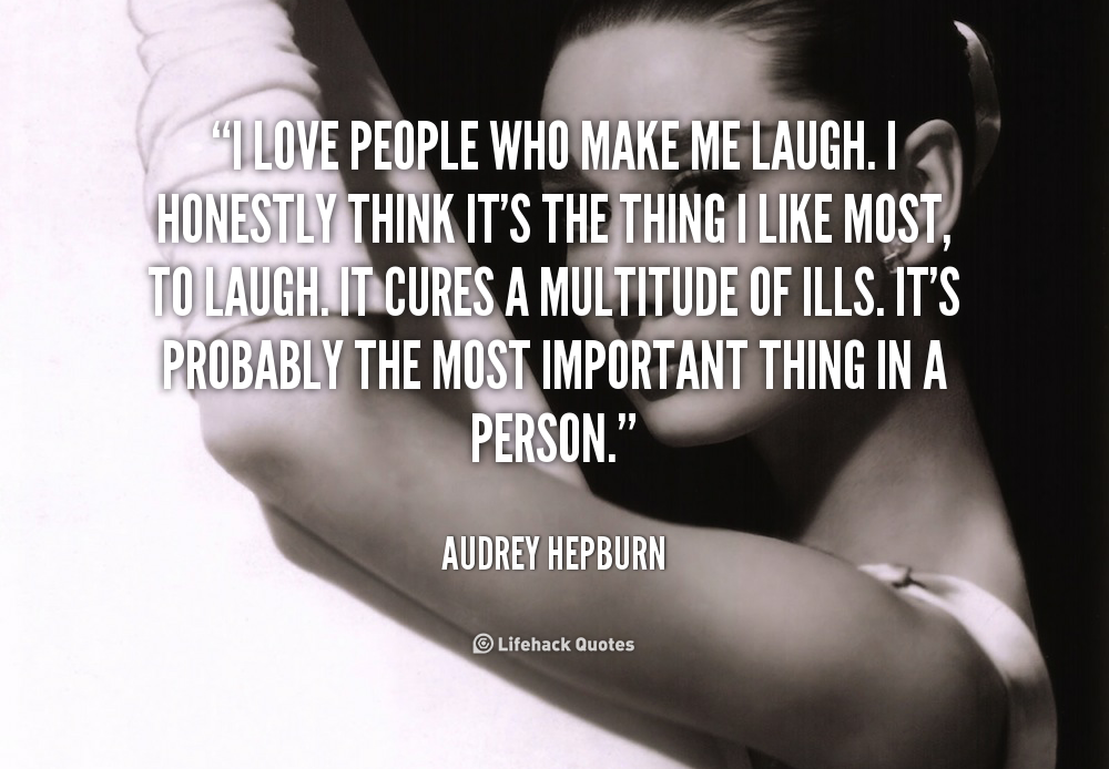 Quotes About Love If He Makes You Laugh. QuotesGram