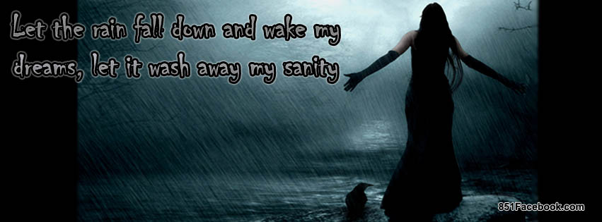Quotes Of The Day For Facebook Rainy Day Quotes For F...