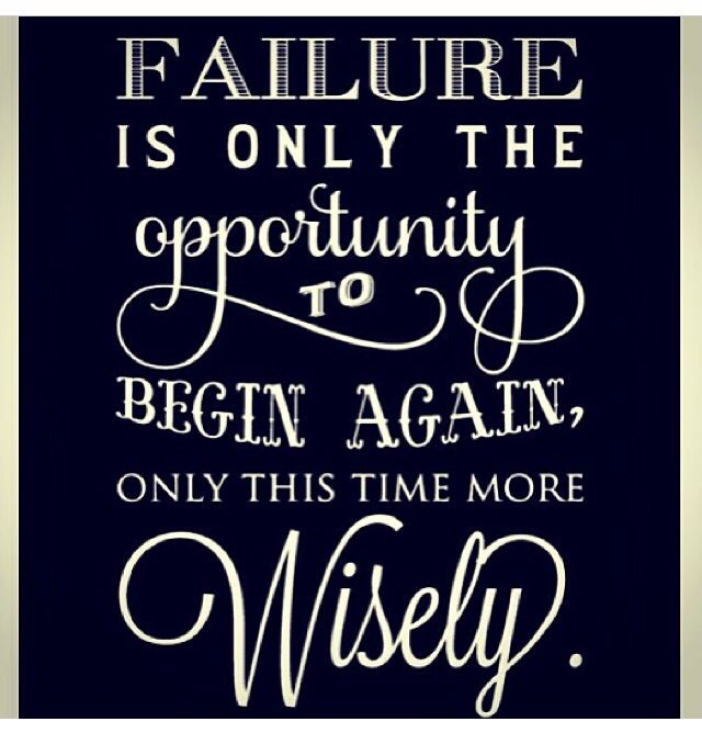 Failure Is Not An Option Quotes. QuotesGram