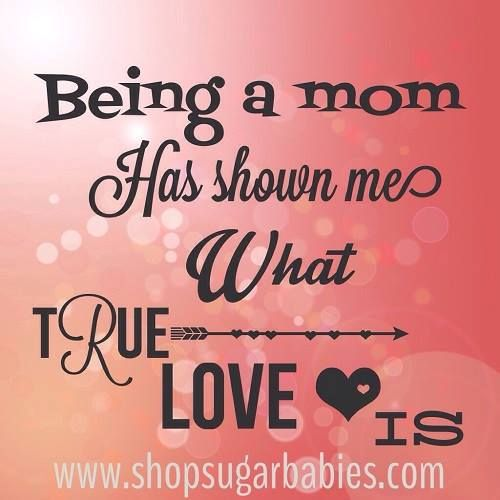 Mommy Quotes: Being A Mom Quotes. QuotesGram